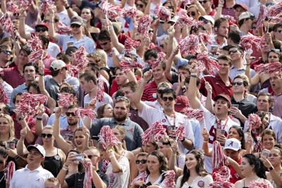 Alabama doesn't want students to leave football games early. So the school started tracking them
