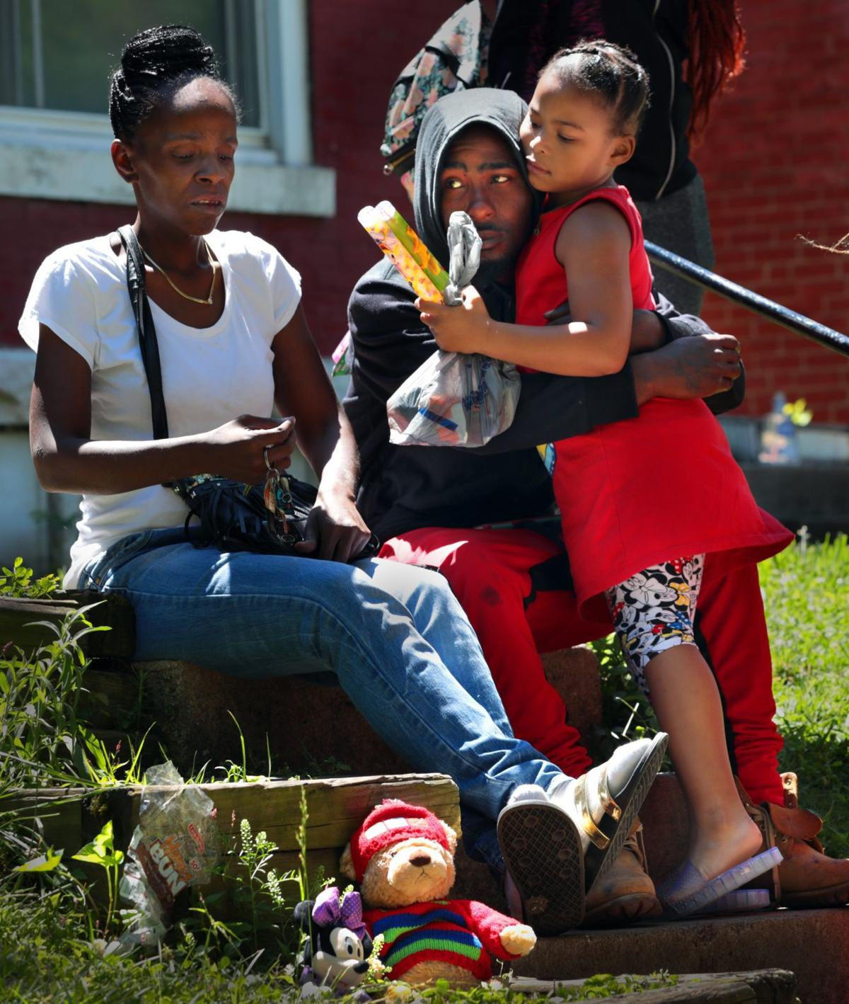 Child killed, another hurt, in drive-by shooting in St. Louis