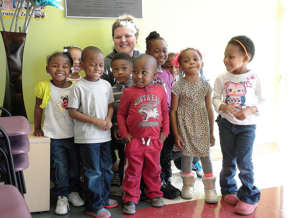 Serving Our Community Kids: Warm smiles and feet