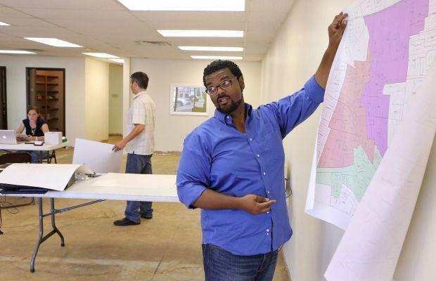 Antonio French opens office in Ferguson