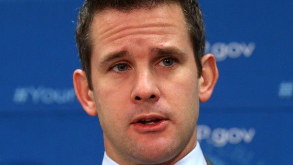 Illinois Rep. Adam Kinzinger and other GOP leaders float removing Trump from office