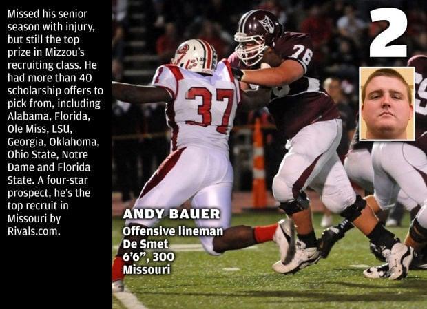Super 30: #2 Andy Bauer