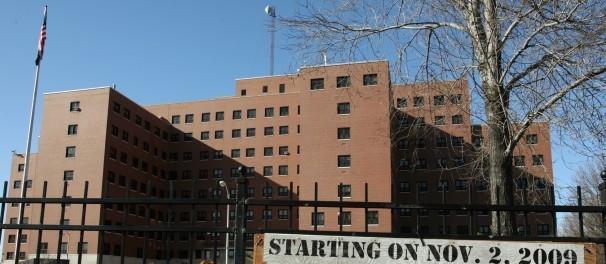 The John Cochran VA Medical Center.