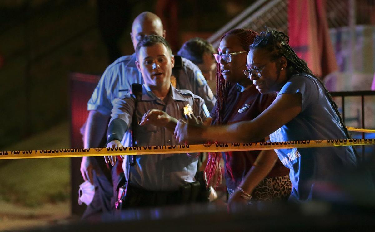 Four dead in Walnut Park