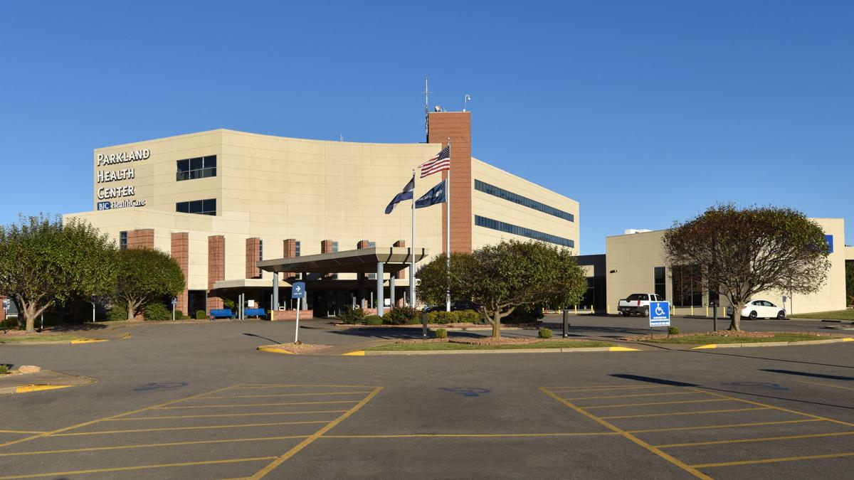 Exterior image of Parkland Health Center where Urology of St. Louis will have a new satellite office.