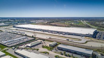 Contegra builds massive logistics center to serve GM assembly plant