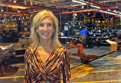 Nancy Laubenthal Of General Motors