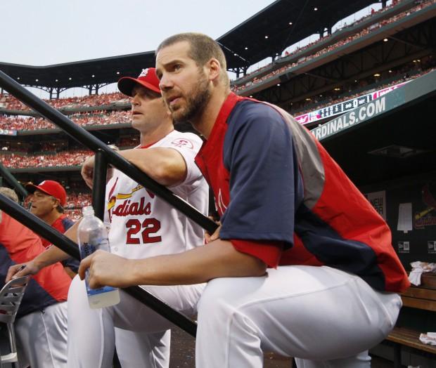 Cardinals v Texas Rangers
