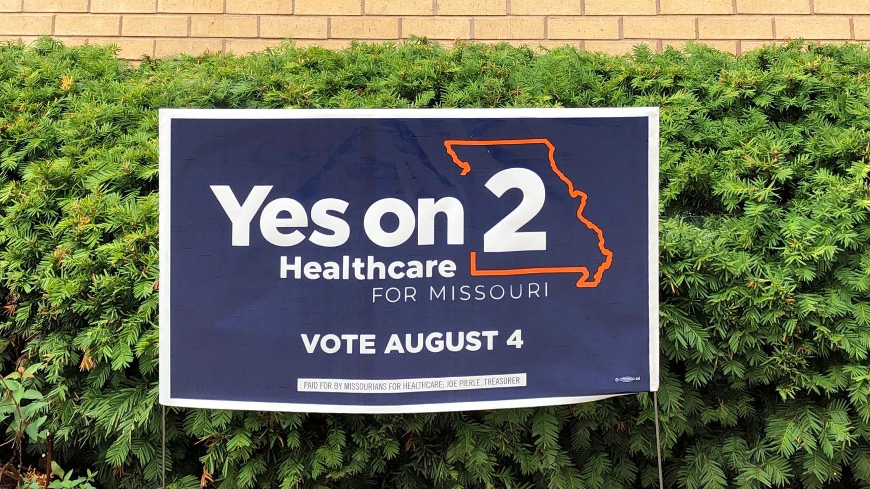 Voters expand Medicaid