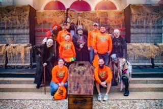 2019 Coffin Challenge participants