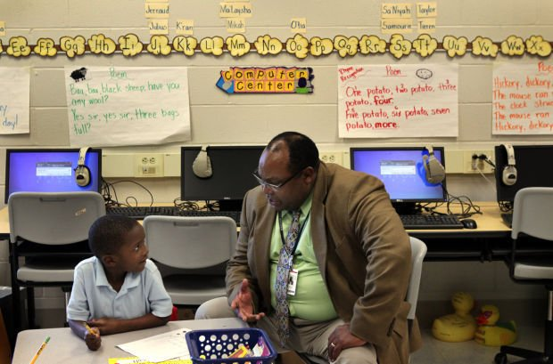 Normandy superintendent eyes changes, seeks accreditation