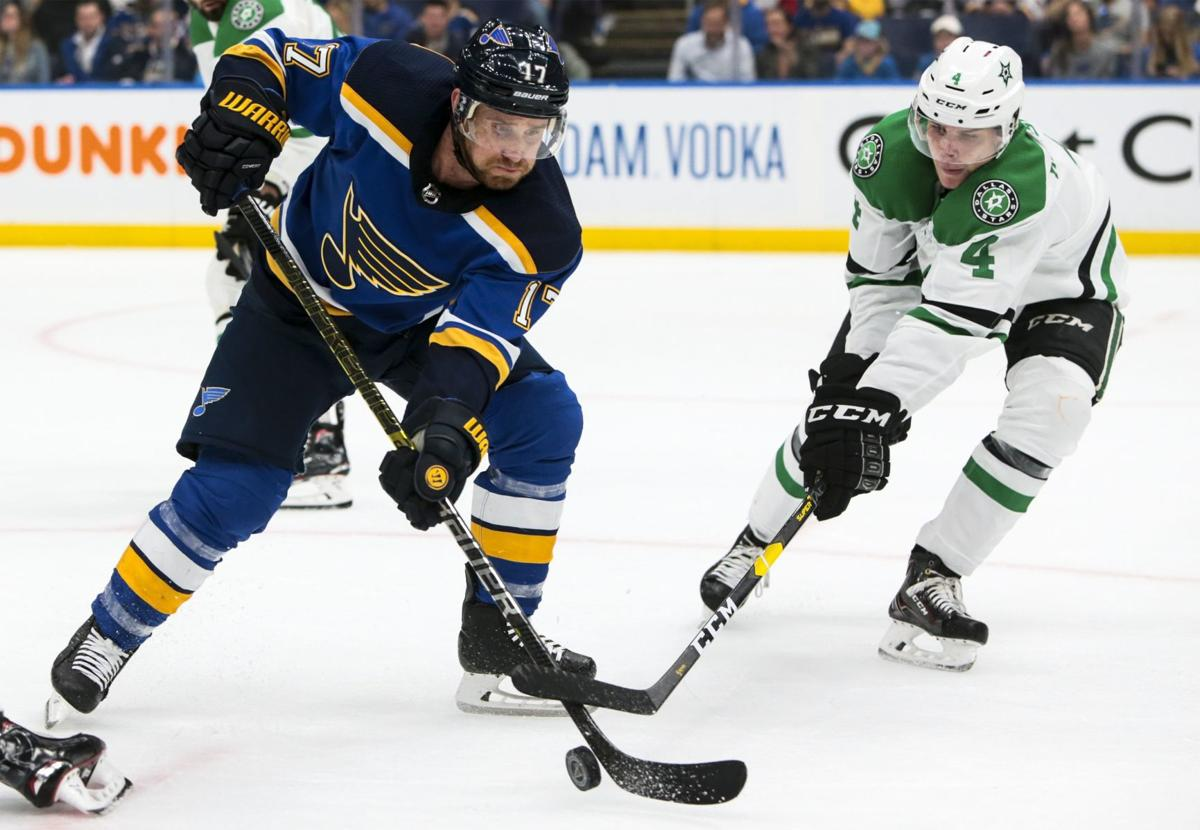 Blues face off with Stars in Game 7