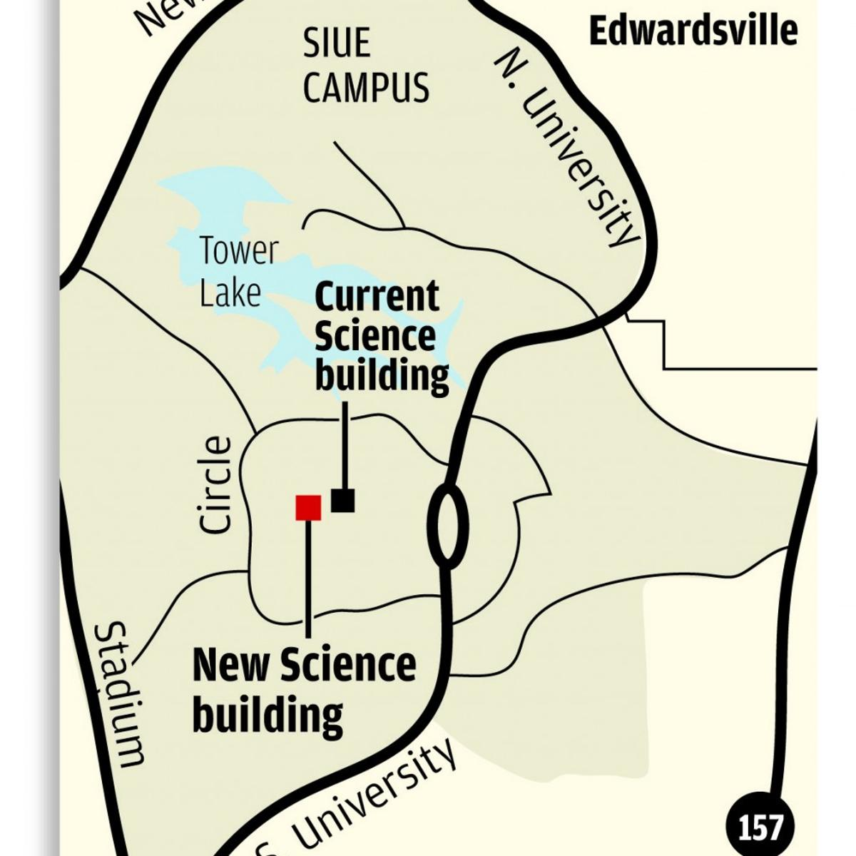 New Science Building at SIUE is addressing a big campus need ... on