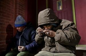 Missouri opioid epidemi adalah warga Afrika-Amerika yang paling sulit — terutama di St. Louis