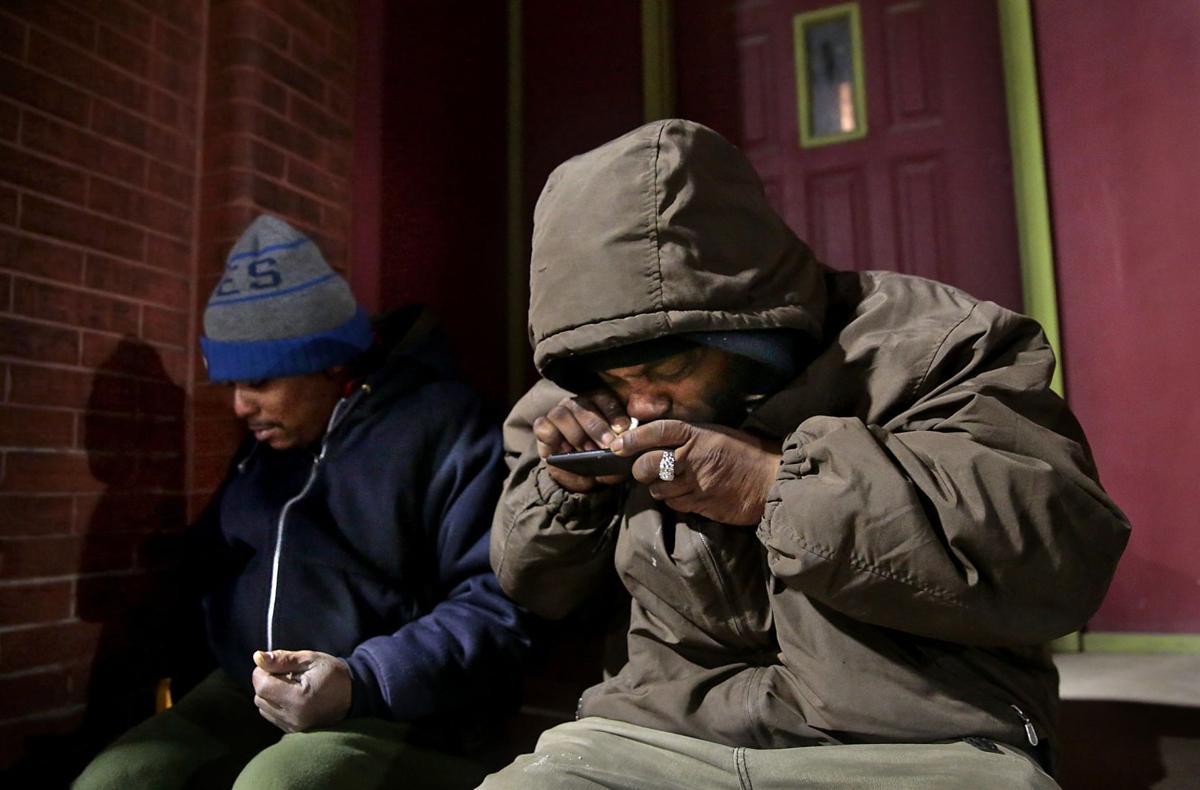 Black men dying at alarming rate in state opioid epidemic