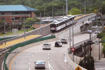 Clayton MetroLink station