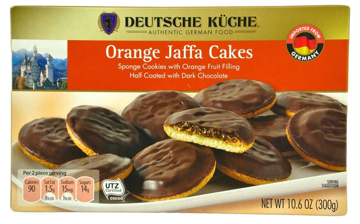 Best Bite: Deutsche Küchen Orange Jaffa Cakes | Food and cooking ...