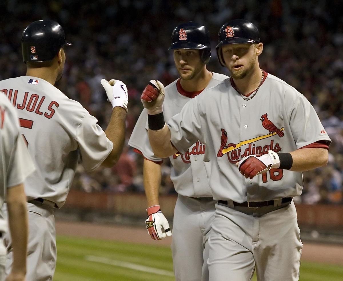 Cardinals Astros Baseball