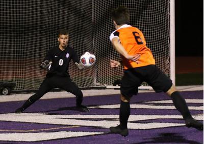 Collinsville vs. Edwardsville boys soccer