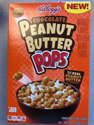 Chocolate Peanut Butter Corn Pops