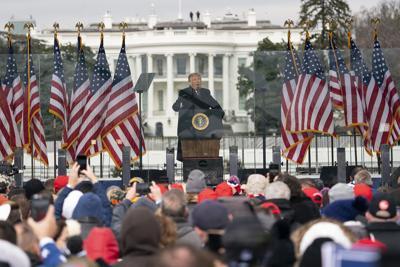 Trump Jan. 6 rally