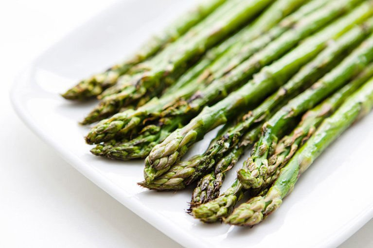 Griddled Asparagus With Tarragon Butter