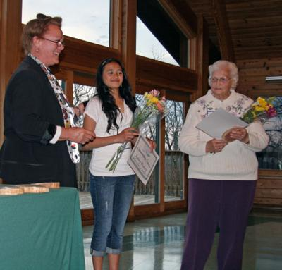 County park department recognizes volunteers