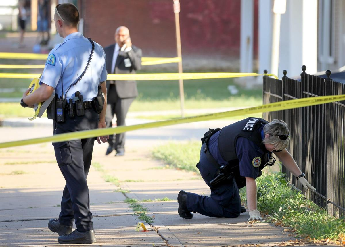 Child, 8, shot and killed, 18 year-old wounded