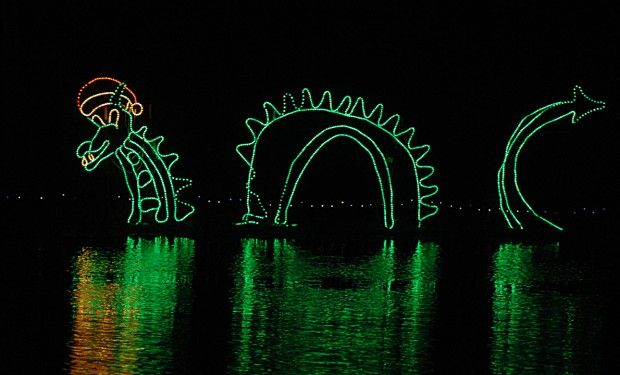 Robots lend a hand in O'Fallon's Celebration of Lights | Local ...