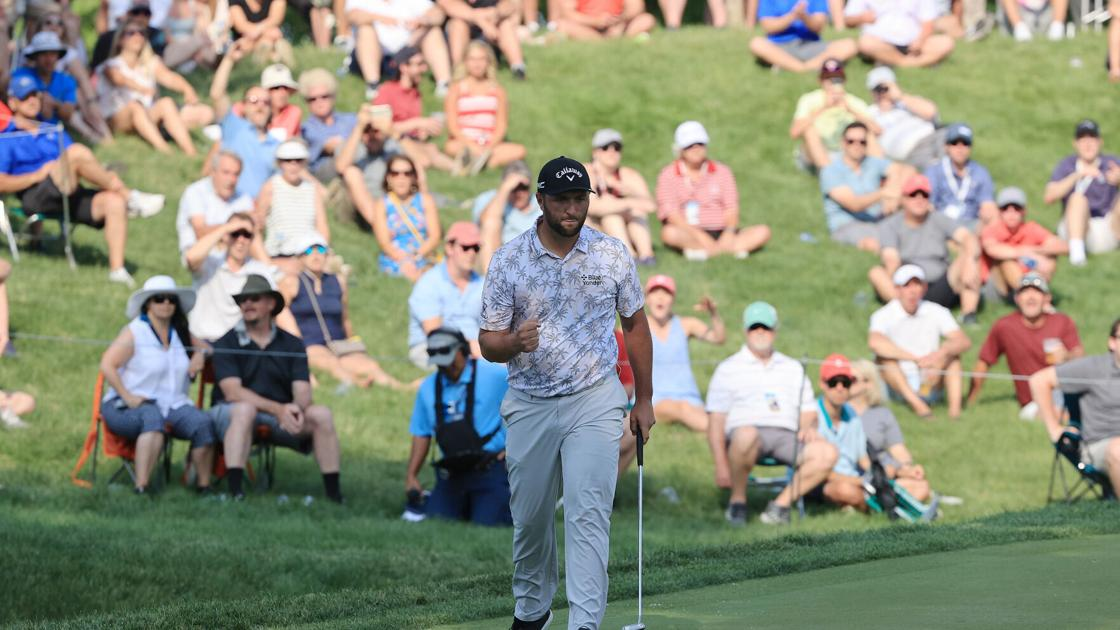 Why the PGA Tour informed Jon Rahm on the 18th green of his positive COVID-19 result