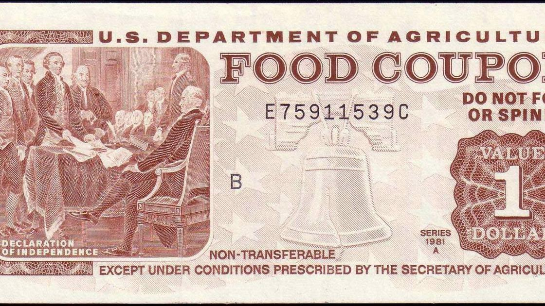 Editorial Cracking Down On Those Mostly Mythical Food Stamp Slackers