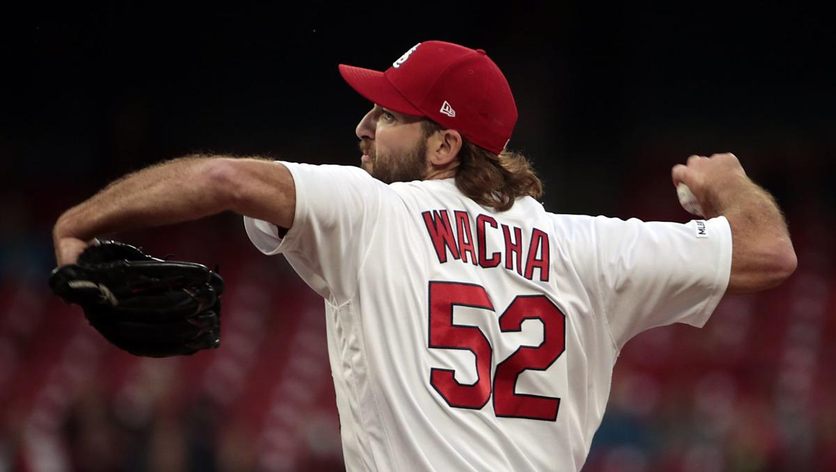Goodbye Wacha? Looming free agent might be on the way out after demotion to Cards bullpen