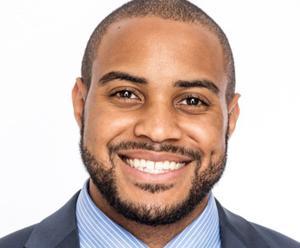 Martel Hulsey verbindet Kwame als diversity-monitor