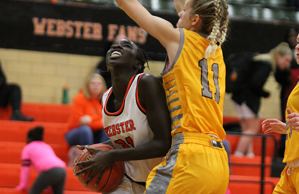 Webster Groves vs Lutheran South Girls Basketball