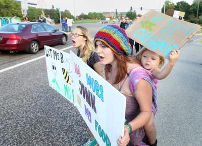 Monsanto protest