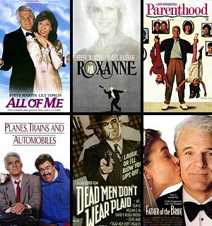 Image result for steve martin movies