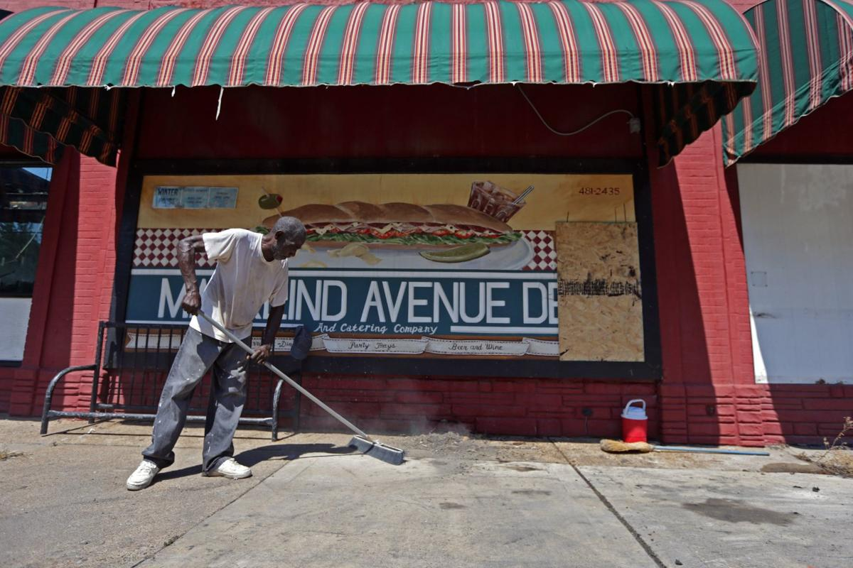 Fireworks Suspected In Fire That Destroys Macklind Avenue Deli In