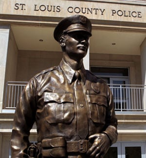 St. Louis County police