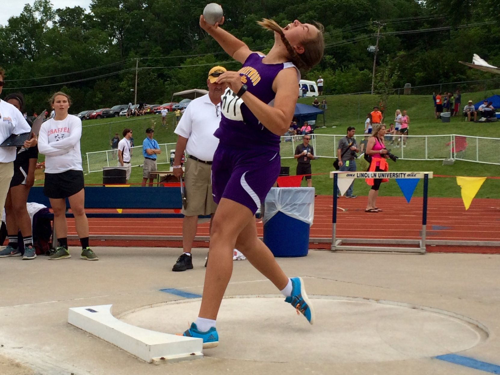 Rivera sets state record in star shot