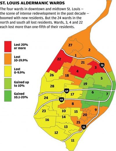 St. Louis aldermanic wards