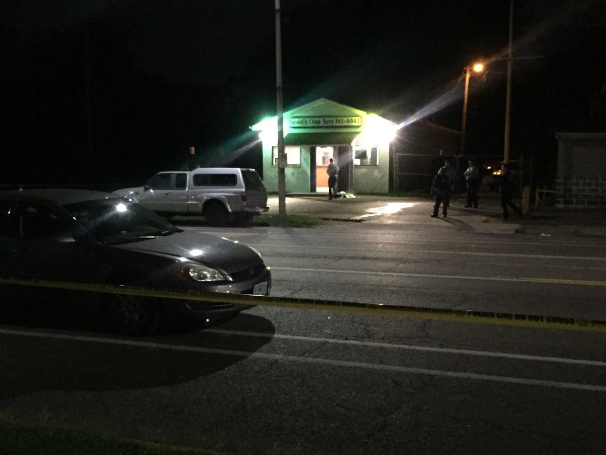 8-year-old girl shot and killed in north St. Louis