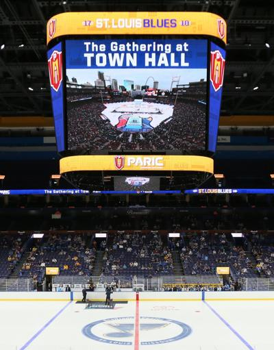 Renovated Scottrade Center preview for season ticket holders