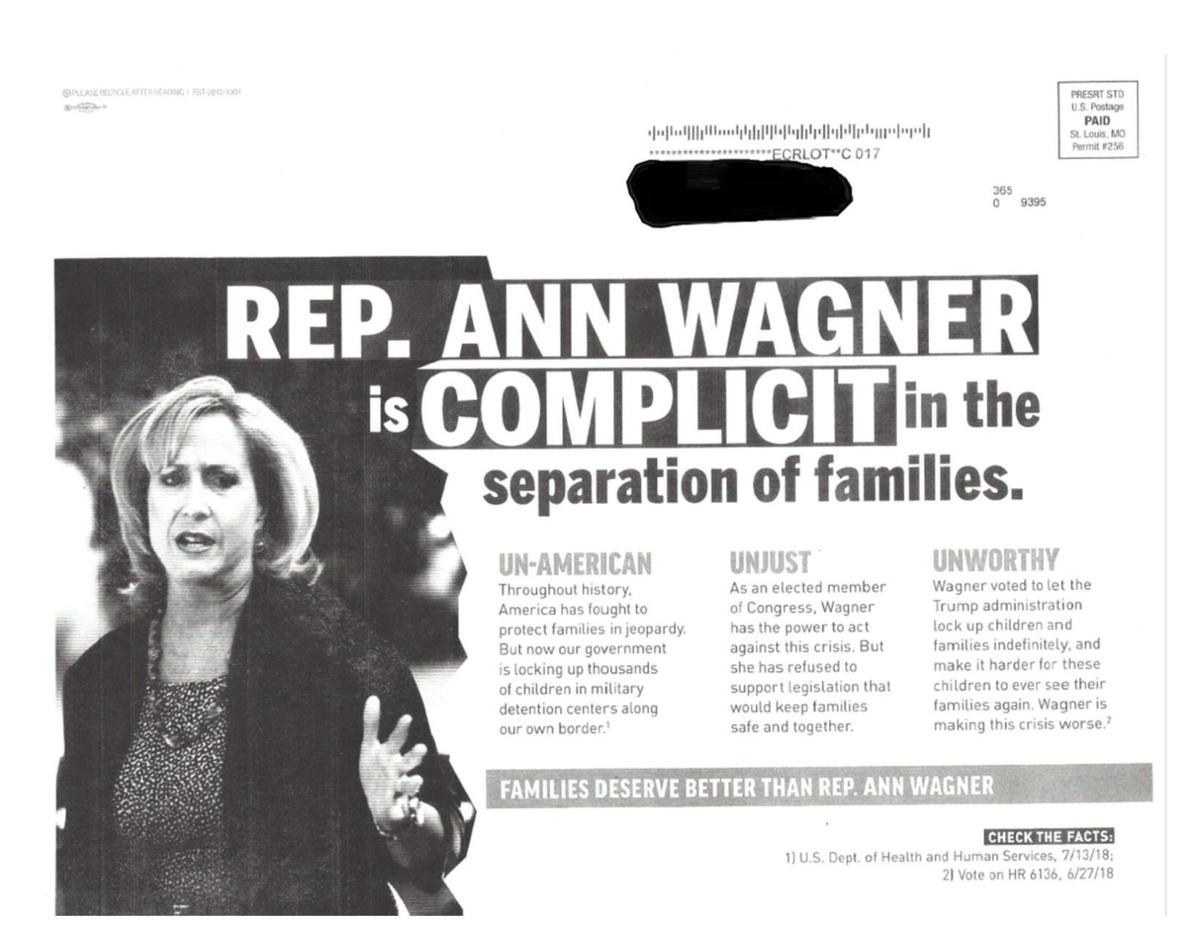 Wagner immigration mailer