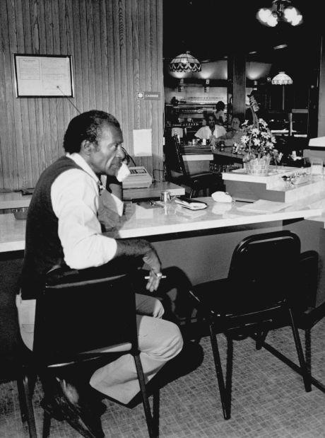Chuck Berry St Louis Restaurant