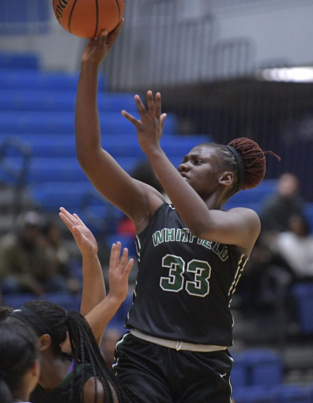 Whitfield vs O'Fallon girls basketball