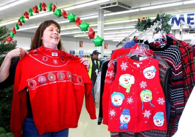Holiday fad gives new meaning to \u0027ugly\u0027 sweaters