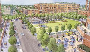 Η κατασκευή να ξεκινήσει στις $500k σπίτια στην Πλατεία Λαφαγιέτ, μέρος των 160 εκατ. δολάρια ανάπτυξη