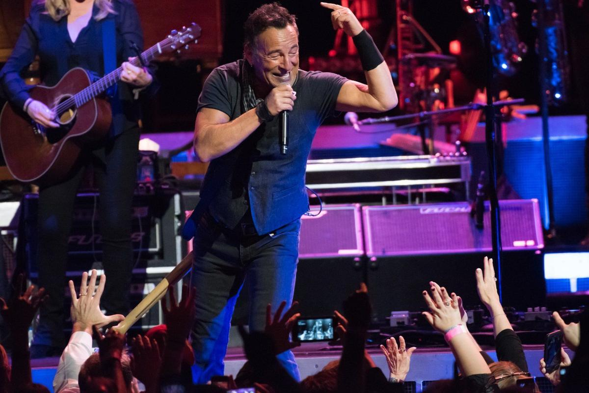 Bruce Springsteen and the E Street Band at Chaifetz Arena