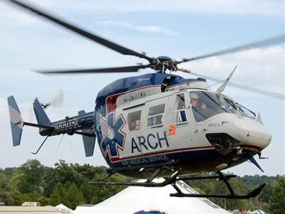 ARCH Air helicopter