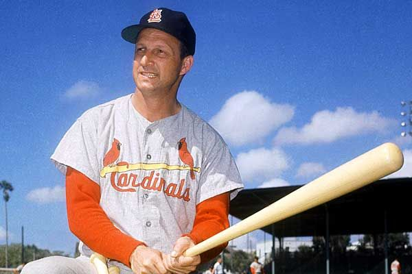 Stan Musial Centerpiece photo
